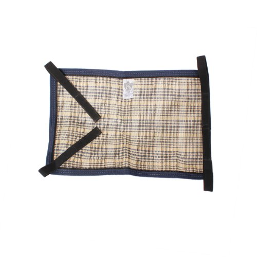 Kensington Belly Band For Horse Under Belly - Protects Under Belly When Attached to Traditional Cut Protective Sheet - Offers Maximum Protection Year Round - English Navy Plaid