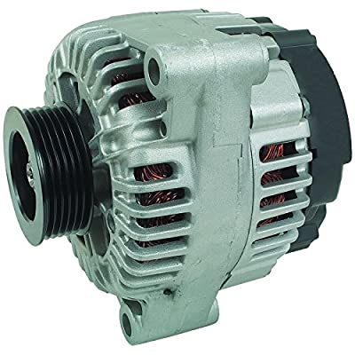 New Alternator 145 AMP Fits Chevy CORVETTE Z06 C5 5.7L 5.7 V8 2002 2003 2004 10305776, 10305776A, 10305776B, 10327513A, 10350161, 10353441, 15791159, 15841233: Automotive