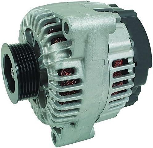 New Alternator 145 AMP Fits Chevy CORVETTE Z06 C5 5.7L 5.7 V8 2002 2003 2004 10305776 10305776A 10327513A 10350161 15841233 10305776B 10353441 15791159