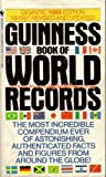 Guinness Book of World Records 1989, Norris McWhirter, 0553279262