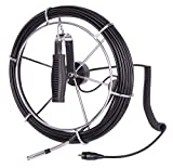 REED Instruments R8500-20M 9.8mm Camera Head on 65.6' (20M) Cable Reel for R8500