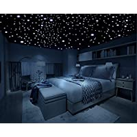 Firefly Realistic 3D Domed Glow in the Dark Stars (600...