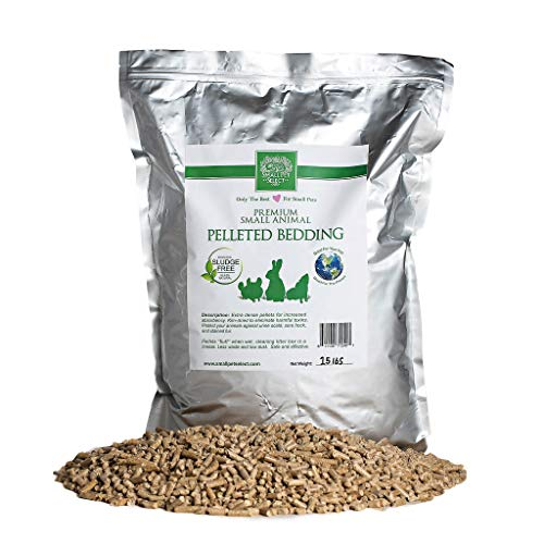 Small Pet Select All Natural Pellet Bedding, 15 lb. from Small Pet Select