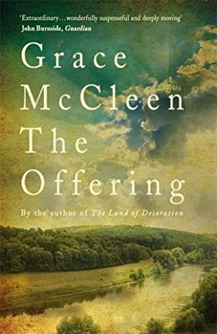 book cover of The Offering