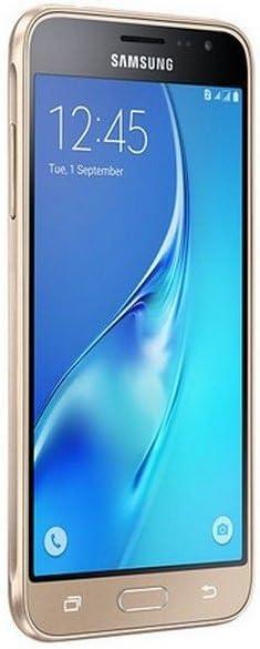 Samsung Galaxy J3, Smartphone libre (5, 1.5GB RAM, 8GB, 8MP) [Versión española: incluye Samsung Pay, actualizaciones de software y de Bixby, compatibilidad de redes], color Dorado: Amazon.es: Electrónica