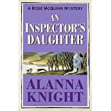The Inspector's Daughter by Alanna Knight front cover