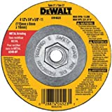 (35) ea DeWalt DW4523 4-1/2' x 1/4' x 5/8'-11 Metal Grinding Wheels