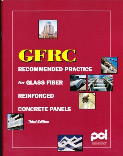 Recommended practice for glass fiber reinforced concrete panels