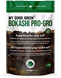 Good Green Earth Company Bokashi PRO-GRO 1.5 Kg Fermented Fertilizer