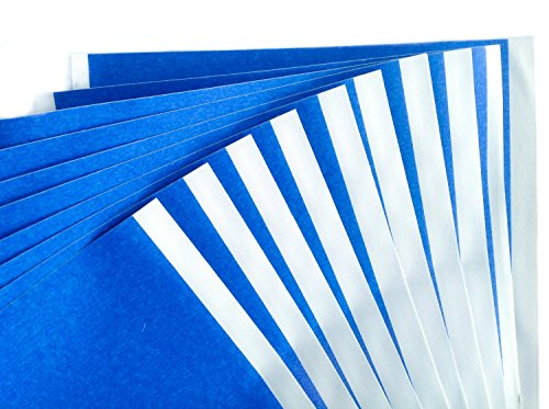 Replicator 5th Generation for Makerbot 3M ScotchBlue 2090 Sticks to the Bed Plate - Better than Kapton Reduce Problem Models Warping for 3D Printer Parts Kit for Sale (Pack of - Printing 5th