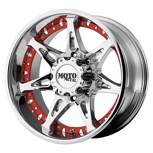 "Moto Metal MO961 Wheel with Chrome Plated Finish (18x9""/5x114.3mm)"