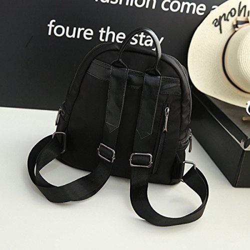 Europäische Und Amerikanische Art Und Weise Minimalistische Temperament Umhängetasche Dame Rucksack Reisetasche Gezeiten