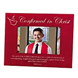 4PC Confirmed in Christ Confirmation Photo Frame