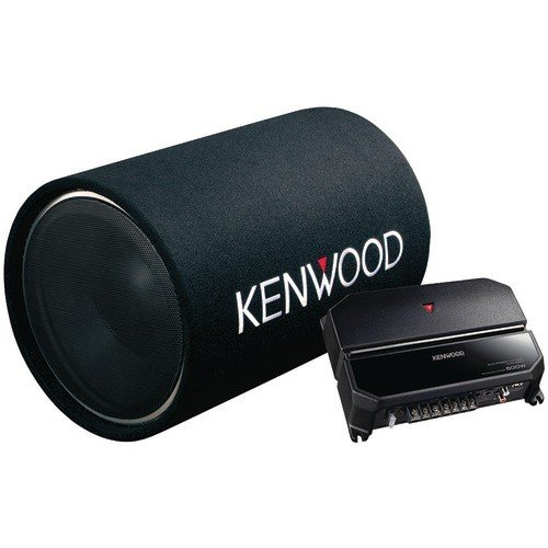 kenwood car subwoofer - 4