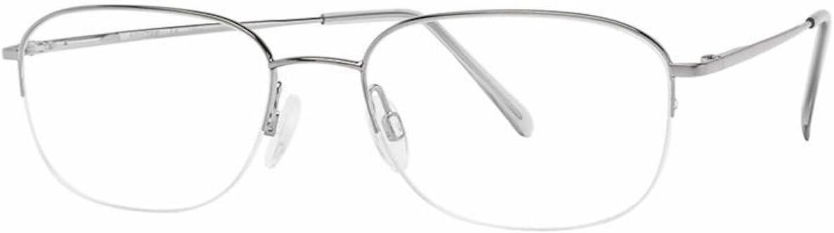Aristar By Charmant Eyeglasses AR16222 AR//16222 505 Gray Optical Frame 54mm