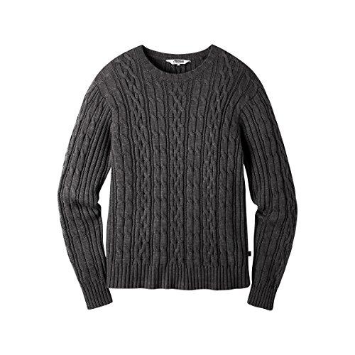 Mountain Khakis Men's Prospector Sweater, Slate, Large