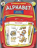Alphabet, Grades PK - 1, McGraw-Hill Staff and School Specialty Publishing Staff, 0768206723