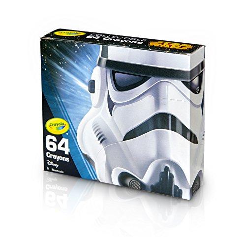 Crayola Limited Edition Crayon, Star Wars Storm Trooper