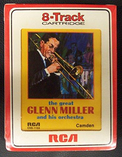 GLENN MILLER - 8 Track Cassette Tape