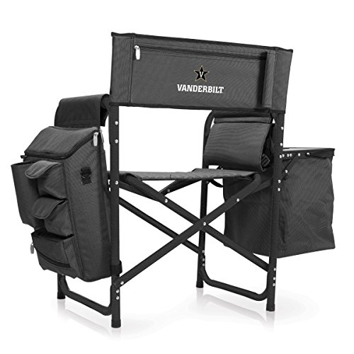 NCAA Vanderbilt Commodores Portable Fusion Chair by PICNIC TIME