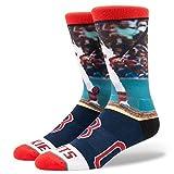 Stance Men's Mookie Betts Socks Red L - Best Reviews Guide