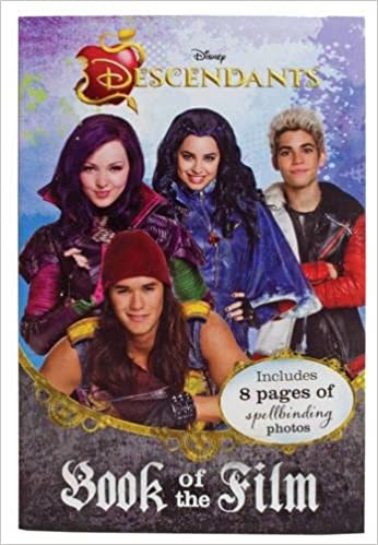 Disney Descendants Book Of The Film Amazoncouk 9781474809528 Books