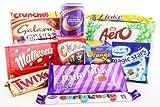 Chocomania- The Big Hamper of the Best British Chocolate - 100 bars of chocolate !