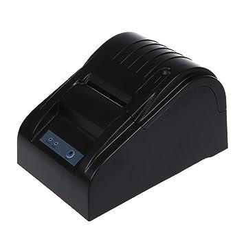 WOVELOT Impresora termica de Tickets y Recibos (58mm, 90mm/s ...