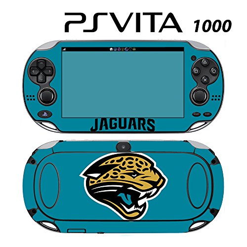 Skin Decal Cover Sticker for Sony PlayStation PS Vita (PCH-1000) - Jaguars -  Decals Plus