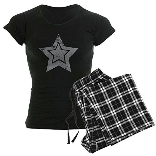 CafePress Cowboy Star - Womens Novelty Cotton Pajama Set,...