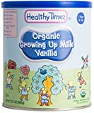Healthy Times Organic Toddler Milk Formula, 12.7 Ounce