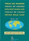 Tables of Houses Latitude 0-66 Degrees: Placidus Latitude 0-66 Degrees (1996-03-24)