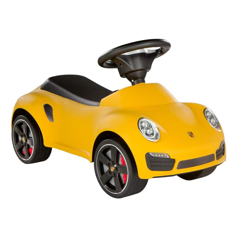 RASTAR Correpasillos Porche 911, Color Amarillo (Colorbaby 85241): Amazon.es: Juguetes y juegos