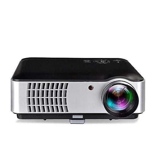 GMACCE 3500 lúmenes Mini proyector LED DLP 1280x800 Real ...