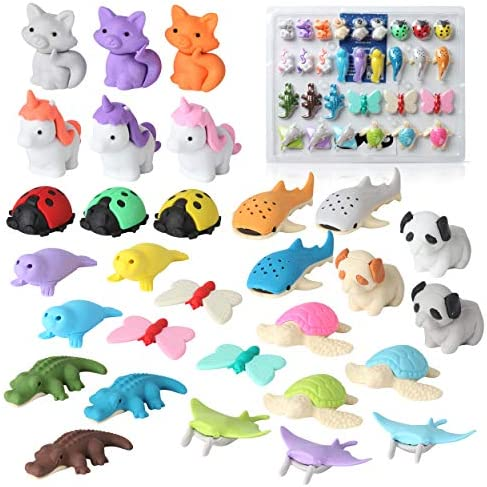 Mr Erasers Supplies Students Classroom product image