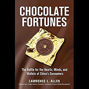 Chocolate Fortunes Audiobook