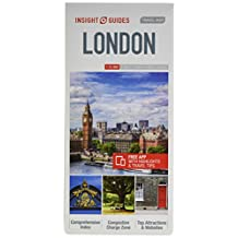 Insight Guides Travel Map London