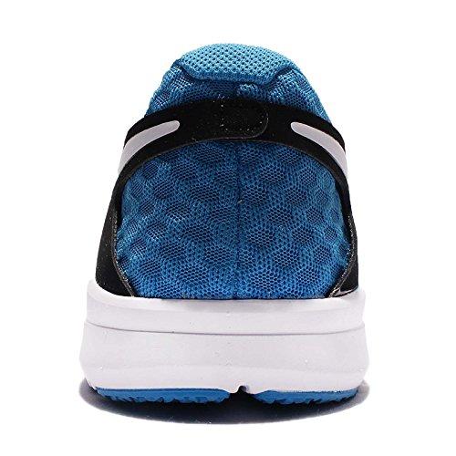 Nike Men's 843937-002 Fitness Shoes, Black (Black/Blue Glow-White), 40 40 EU