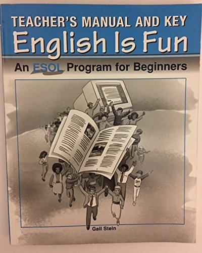 Read Online English Is Fun: An Esol Program for Beginners ebook