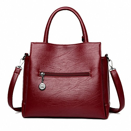 Bags Bags Tote Famous Messenger Large Sac Fashion Vintage Pu Leather Tassel Women Designer Bags Ladies Women Shoulder 16qZ6I