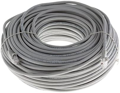 50 ft. CAT6 Snagless Patch Cable Gray