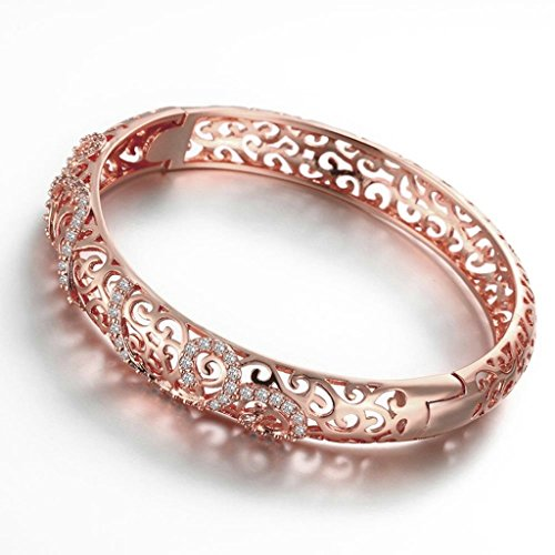 gnzoe-jewelry-gold-plated-womens-charm-bracelet-bangle-cubic-zirconia-hollow-design-rose-gold