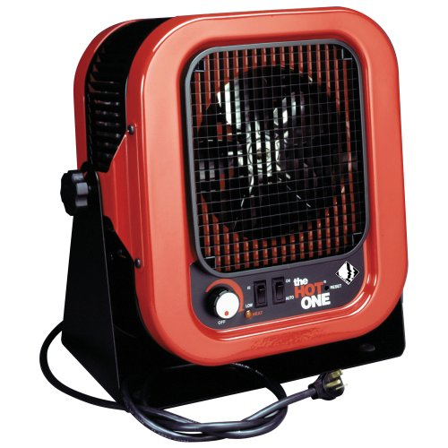 5000 watt electric space heater - 3