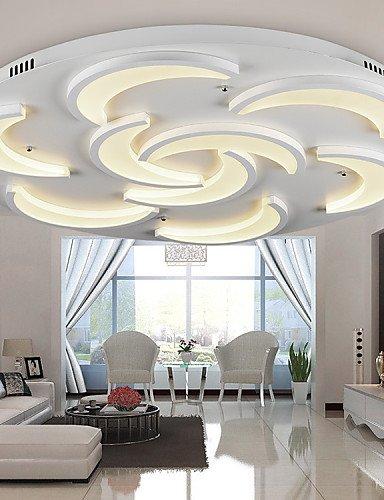 HOUSE Kronleuchter - LED - Zeitgenössisch/Traditionell-Klassisch - Wohnzimmer/Schlafzimmer/Esszimmer/Studierzimmer/Büro/Kinderzimmer(FL)