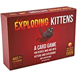 Exploding Kitten Card Game Suitable for Kids Family Patty
