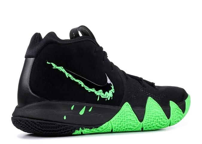 quality design 64771 df685 Amazon.com | Nike Kyrie IV 4 Halloween Rage Green Black ...