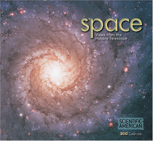 Space 2010 Calendar: Views from the Hubble Telescope