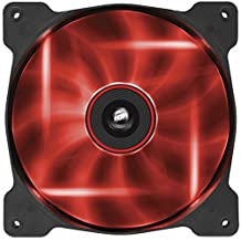 Corsair Air Series AF140 LED Quiet Edition High Airflow Fan CO-9050017-RLED (Red)