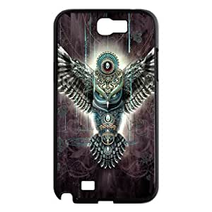 Samsung Galaxy Note 2 N7100 Goo goo owl Phone Back Case Customized Art Print Design Hard Shell Protection TY115449