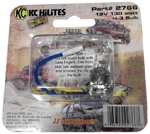 kc hilites 3300 12v relay 12 volt headlight covers amazon kc hilites 2766 130w h3 halogen bulb